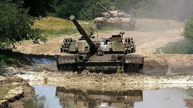 Medios alemanes: Solo EE.UU. tiene capacidad, el resto de la OTAN está en ruina