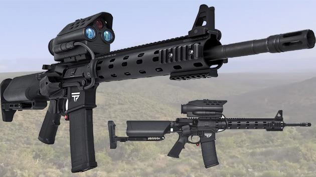 Video: Presentan un fusil de precisión que da en el blanco en el 100% de casos