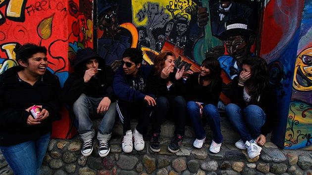 En América Latina hay 21 millones de jóvenes que no trabajan ni estudian