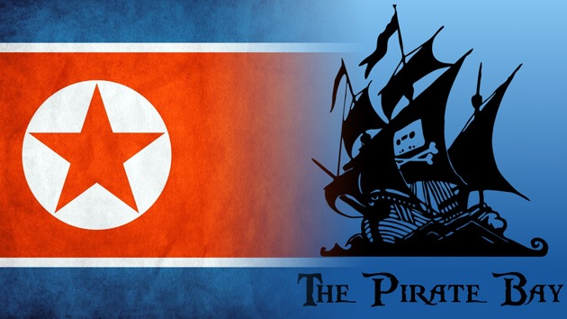 Corea del Norte, un nuevo refugio para The Pirate Bay