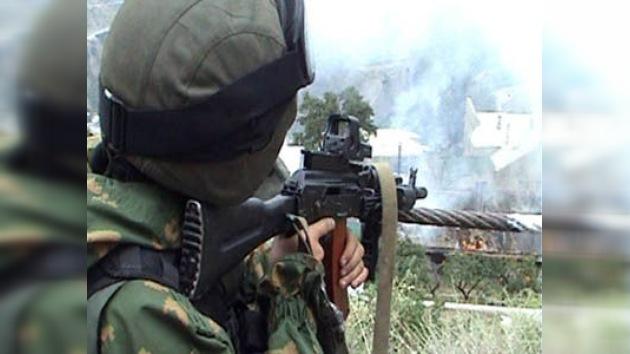 Abatido el principal guerrillero islamista de la República rusa de Daguestán