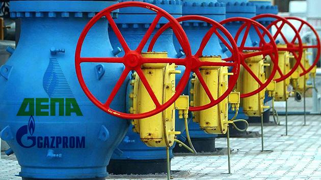 EE.UU., 'mosqueado' por el creciente interés de Gazprom por Grecia