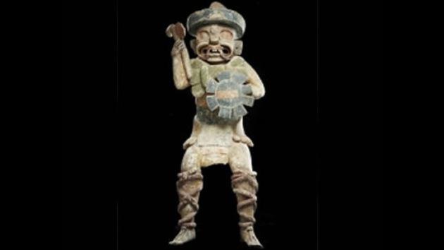 Una falsa escultura maya se subasta por 2,9 millones de euros