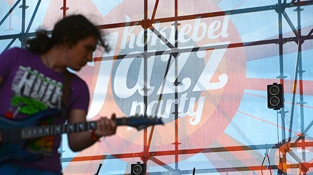 Crimea inaugura la XII edición del festival internacional de jazz Koktebel Jazz Party