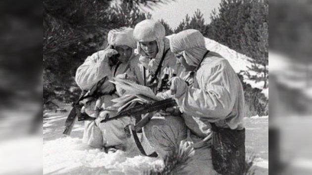 65 años de la victoria de las tropas aliadas en las Ardenas