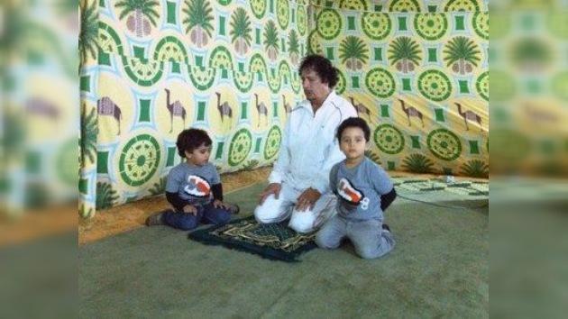 Egipto dice que no hay parientes de Gaddafi en su territorio