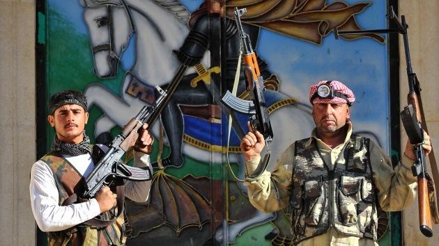 """Rebeldes sirios a cristianos: """"Convertíos al islam o morid"""""""