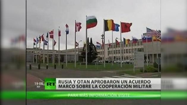 Rusia y la OTAN reinician en pleno la cooperación militar