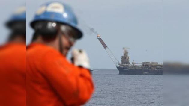 Petrobras halla un nuevo yacimiento en el litoral de Brasil