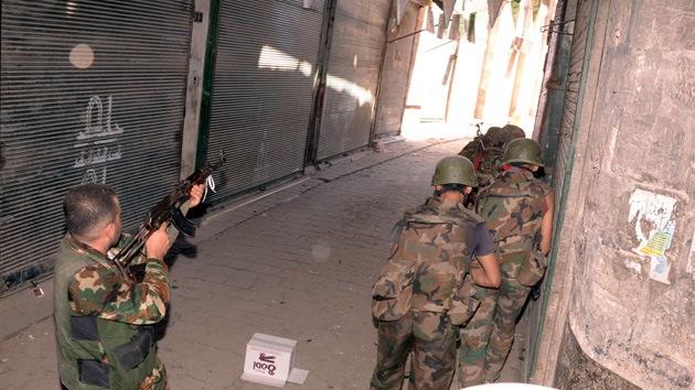 Siria: Los rebeldes amenazan a los corresponsales de medios extranjeros