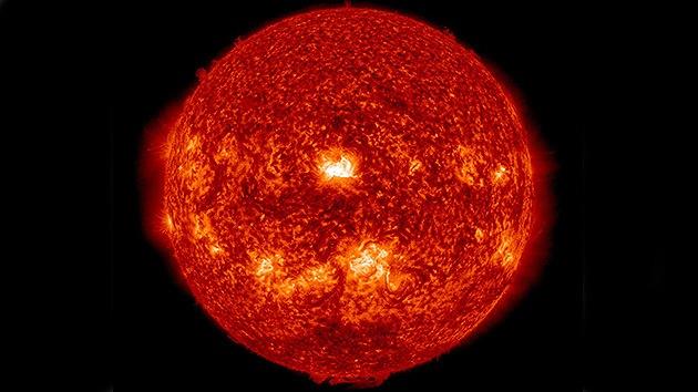 Imágenes: Gran erupción solar amenaza las telecomunicaciones terrestres