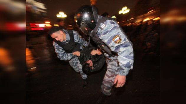 Escándalo en la policía rusa: GEO desenmascaró a sus jefes