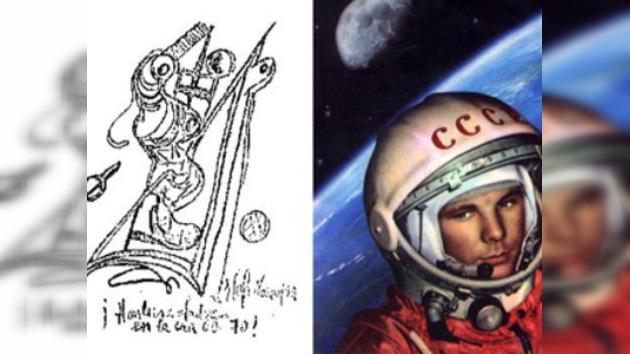 """""""Nostradamus"""" argentino predijo vuelo de Gagarin al espacio"""