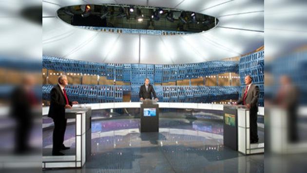La carrera presidencial en Rusia entra en la fase decisiva
