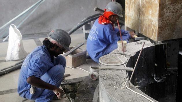 El triste saldo del mundial de fútbol: cientos de trabajadores emigrantes mueren en Catar