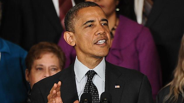 Obama: El aumento de impuestos a los ricos debe ser parte del plan para reducir el déficit