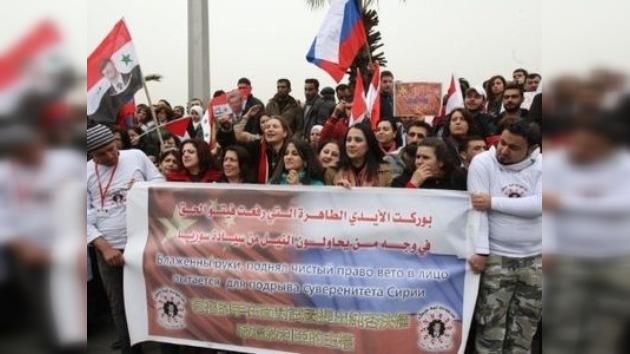 La oposición siria da su visto bueno a la mediación rusa en el conflicto