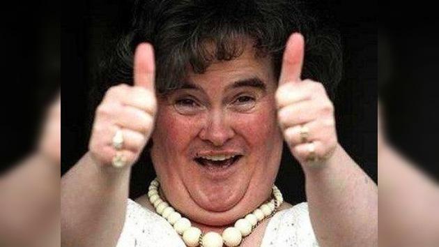 Susan Boyle cantará en la banda sonora de la nueva película de James Bond