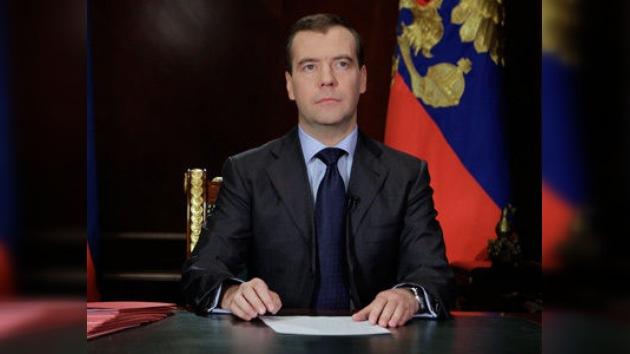 El presidente ruso firmó la ley que facilita el registro de los partidos políticos