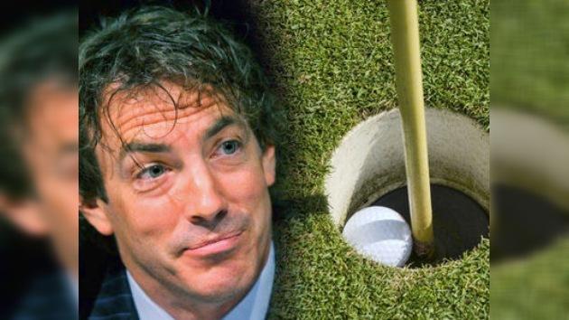 Un ex 'hockeísta' gana 1 millón de dólares con un solo golpe de golf