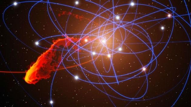 Hallan por primera vez restos de una hipernova en La Vía Láctea