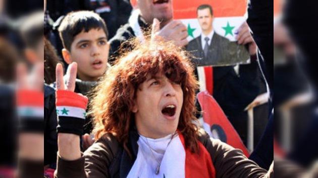 Rusia no aprobará ninguna resolución que implique la dimisión del presidente sirio