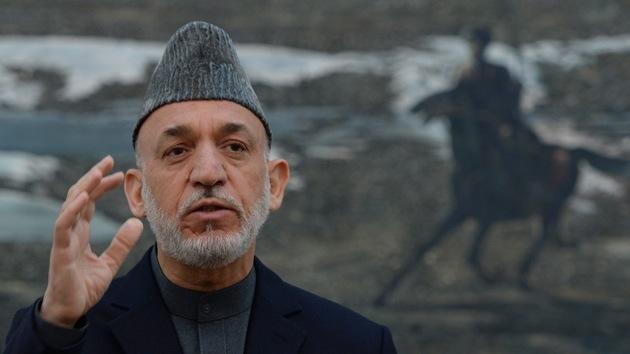 """Karzai: """"La CIA prometió seguir enviando dinero en efectivo a Afganistán"""""""