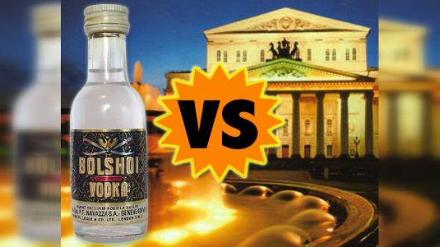 ¿Qué vincula al teatro Bolshoi con el vodka?