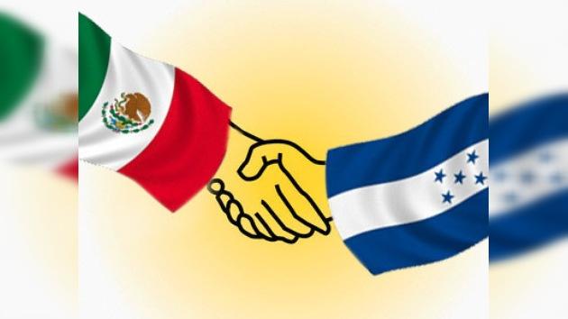 México decide normalizar sus relaciones diplomáticas con Honduras