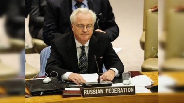 Rusia presenta a la ONU su proyecto de resolución sobre Siria
