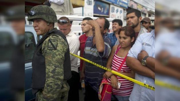 'Martes negro' en Monterrey, sicarios asesinan a 11 personas