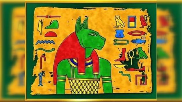 Descubren en Egipto un templo antiguo dedicado a diosa felina Bastet