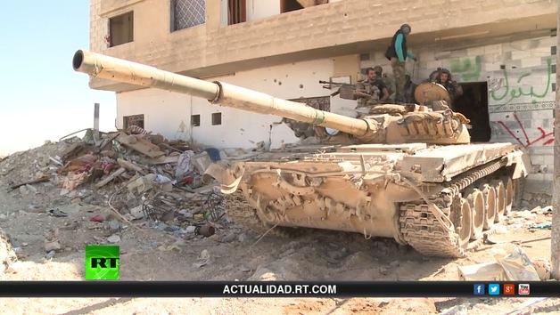 RT reporta (E19): Siria. Diarios de la guerra