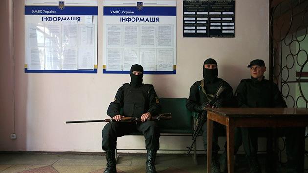 Kiev niega el acceso de los representantes de la OSCE a los periodistas rusos retenidos