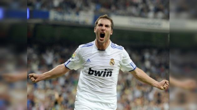 Real Madrid golea a Espanyol y es líder provisional de la Liga Española