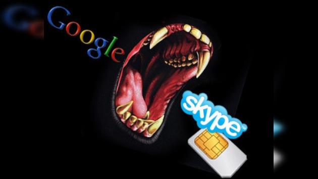 Google desplazará a Skype y las compañías de telecomunicaciones