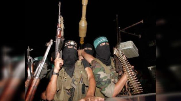 Hamás dice que no renuncia al secuestro días antes de liberar al soldado israelí Shalit