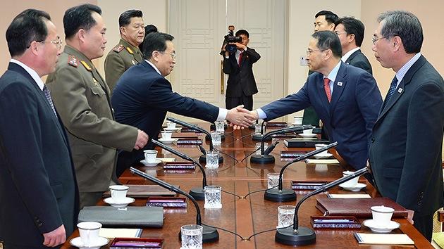 Las Coreas celebran las primeras negociaciones en 7 años