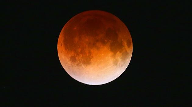 Video: Prepárense para un raro eclipse total de luna sangrante el 8 de octubre