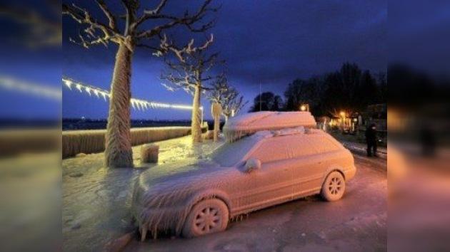 El frío mata a centenares de europeos