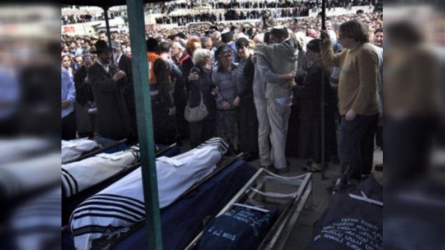 Detienen a dos adolescentes palestinos sospechosos de matar a una familia judía en marzo
