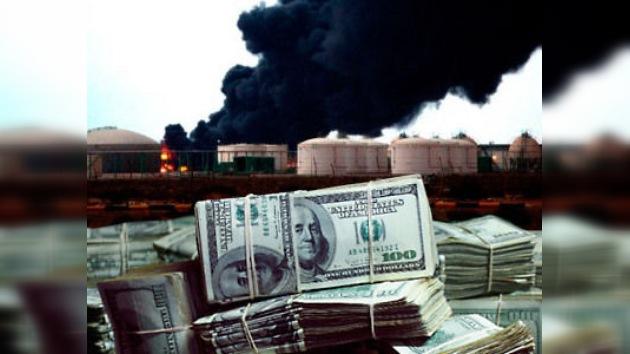 La ONU autoriza a Gran Bretaña a liberar 1.500 millones de dólares para Libia