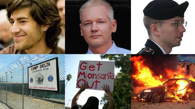 12 noticias importantes 'omitidas' por los principales medios en 2013