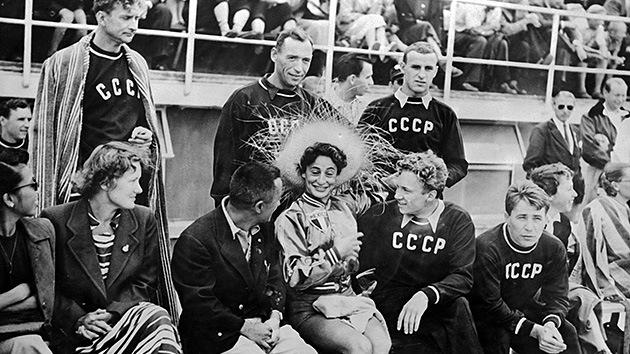 60 años de triunfos olímpicos