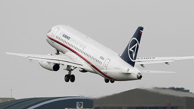 El avión ruso Sujói Superjet conquista el mercado de América Latina