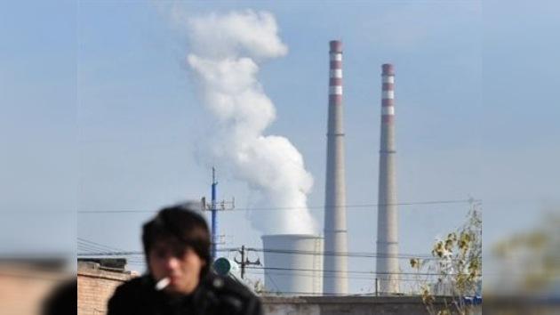 Emisiones récord de CO2 en el 2010 amenazan con graves consecuencias naturales