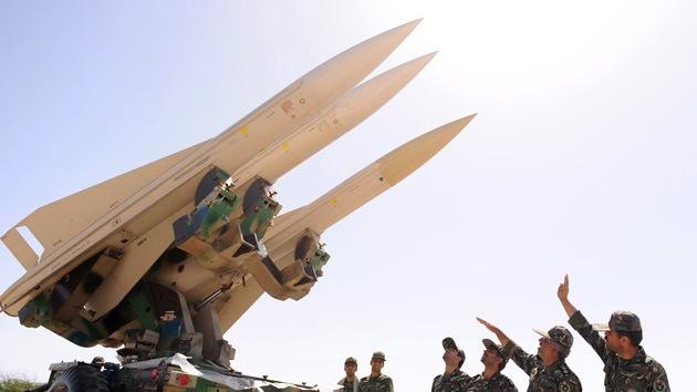 Irán: El Ejército convertirá en cenizas a cualquier agresor