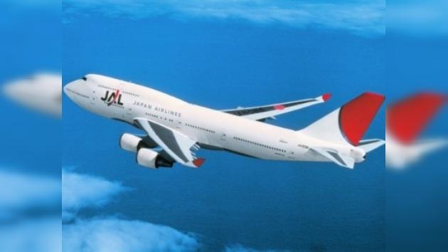 Japan Airlines solicita protección de sus acreedores por bancarrota
