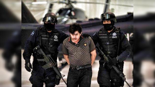 El fabricante de drogas sintéticas 'El Viejito', capturado en México