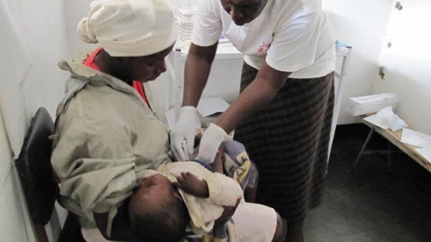 Un hospital de Zimbabue cobraba por cada grito de las parturientas